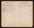 View Helen Torr Dove and Arthur Dove diary digital asset: pages 68