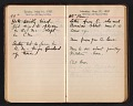 View Helen Torr Dove and Arthur Dove diary digital asset: pages 70