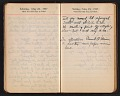 View Helen Torr Dove and Arthur Dove diary digital asset: pages 73