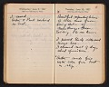 View Helen Torr Dove and Arthur Dove diary digital asset: pages 82