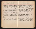 View Helen Torr Dove and Arthur Dove diary digital asset: pages 84