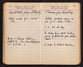 View Helen Torr Dove and Arthur Dove diary digital asset: pages 86