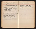 View Helen Torr Dove and Arthur Dove diary digital asset: pages 87