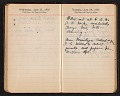 View Helen Torr Dove and Arthur Dove diary digital asset: pages 89