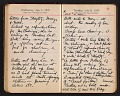 View Helen Torr Dove and Arthur Dove diary digital asset: pages 96