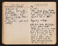 View Helen Torr Dove and Arthur Dove diary digital asset: pages 98