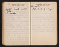 View Helen Torr Dove and Arthur Dove diary digital asset: pages 99