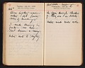 View Helen Torr Dove and Arthur Dove diary digital asset: pages 106