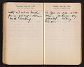 View Helen Torr Dove and Arthur Dove diary digital asset: pages 107