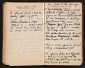 View Helen Torr Dove and Arthur Dove diary digital asset: pages 112