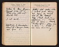 View Helen Torr Dove and Arthur Dove diary digital asset: pages 113
