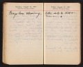View Helen Torr Dove and Arthur Dove diary digital asset: pages 114