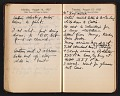 View Helen Torr Dove and Arthur Dove diary digital asset: pages 116