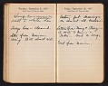 View Helen Torr Dove and Arthur Dove diary digital asset: pages 128