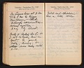 View Helen Torr Dove and Arthur Dove diary digital asset: pages 136