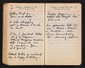 View Helen Torr Dove and Arthur Dove diary digital asset: pages 150
