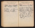 View Helen Torr Dove and Arthur Dove diary digital asset: pages 151