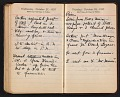 View Helen Torr Dove and Arthur Dove diary digital asset: pages 152