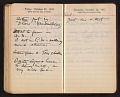 View Helen Torr Dove and Arthur Dove diary digital asset: pages 153