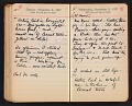 View Helen Torr Dove and Arthur Dove diary digital asset: pages 155