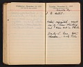 View Helen Torr Dove and Arthur Dove diary digital asset: pages 159