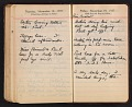 View Helen Torr Dove and Arthur Dove diary digital asset: pages 163