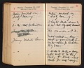 View Helen Torr Dove and Arthur Dove diary digital asset: pages 179