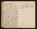 View Helen Torr Dove and Arthur Dove diary digital asset: pages 185