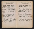 View Helen Torr Dove and Arthur Dove diary digital asset: pages 3