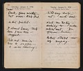 View Helen Torr Dove and Arthur Dove diary digital asset: pages 4