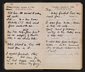 View Helen Torr Dove and Arthur Dove diary digital asset: pages 5