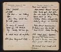 View Helen Torr Dove and Arthur Dove diary digital asset: pages 6