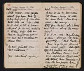 View Helen Torr Dove and Arthur Dove diary digital asset: pages 7