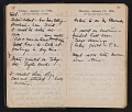 View Helen Torr Dove and Arthur Dove diary digital asset: pages 8
