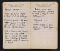 View Helen Torr Dove and Arthur Dove diary digital asset: pages 11