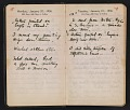 View Helen Torr Dove and Arthur Dove diary digital asset: pages 12