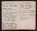 View Helen Torr Dove and Arthur Dove diary digital asset: pages 17