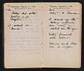 View Helen Torr Dove and Arthur Dove diary digital asset: pages 20