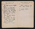View Helen Torr Dove and Arthur Dove diary digital asset: pages 22