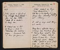 View Helen Torr Dove and Arthur Dove diary digital asset: pages 23