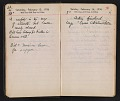 View Helen Torr Dove and Arthur Dove diary digital asset: pages 25