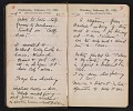 View Helen Torr Dove and Arthur Dove diary digital asset: pages 27
