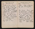 View Helen Torr Dove and Arthur Dove diary digital asset: pages 37