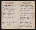 View Helen Torr Dove and Arthur Dove diary digital asset: pages 41