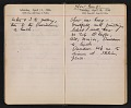 View Helen Torr Dove and Arthur Dove diary digital asset: pages 54