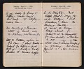 View Helen Torr Dove and Arthur Dove diary digital asset: pages 57