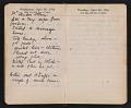 View Helen Torr Dove and Arthur Dove diary digital asset: pages 62