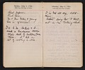 View Helen Torr Dove and Arthur Dove diary digital asset: pages 64