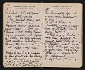 View Helen Torr Dove and Arthur Dove diary digital asset: pages 69
