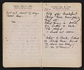 View Helen Torr Dove and Arthur Dove diary digital asset: pages 71